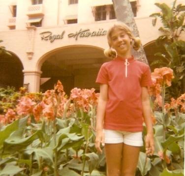 1971 at the Royal Hawaiian