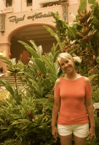 2014 at the Royal Hawaiian Hotel
