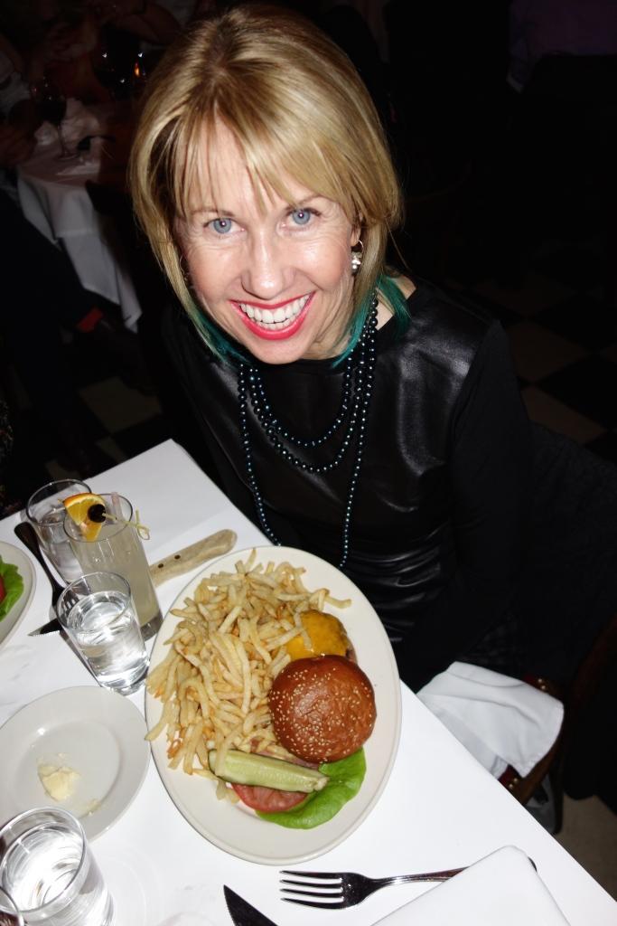 Minetta Tavern burger