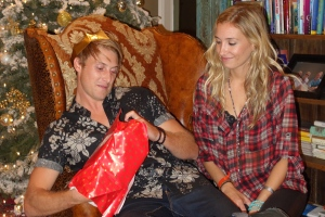 Gift giving at it's finest