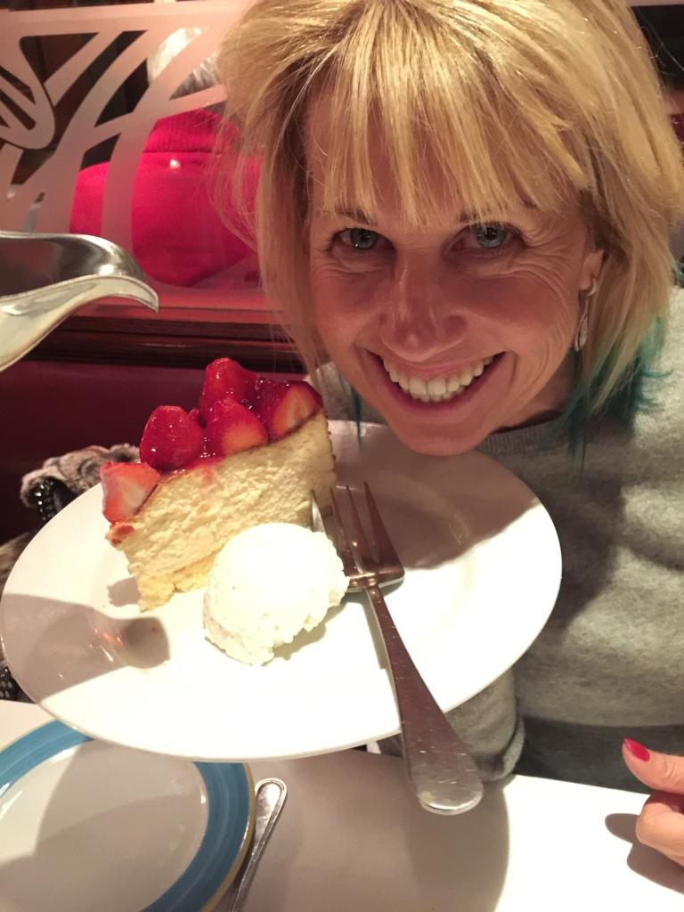 Cafe Fiorells's Cheesecake