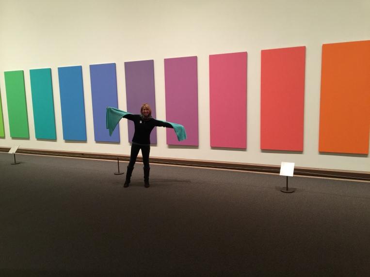 MOMA exhibit