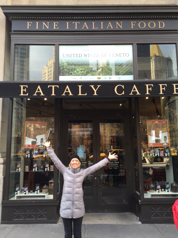 Eataly...food heaven!