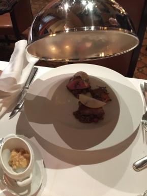 Pork at Del Posto