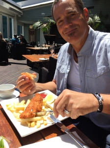 Best fish and chips ever!