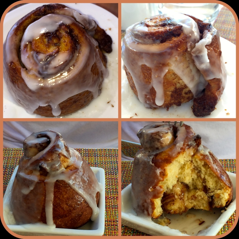 Desert in the Desert: Pecan Sweet Rolls