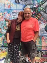 Cheri and Gonzalo