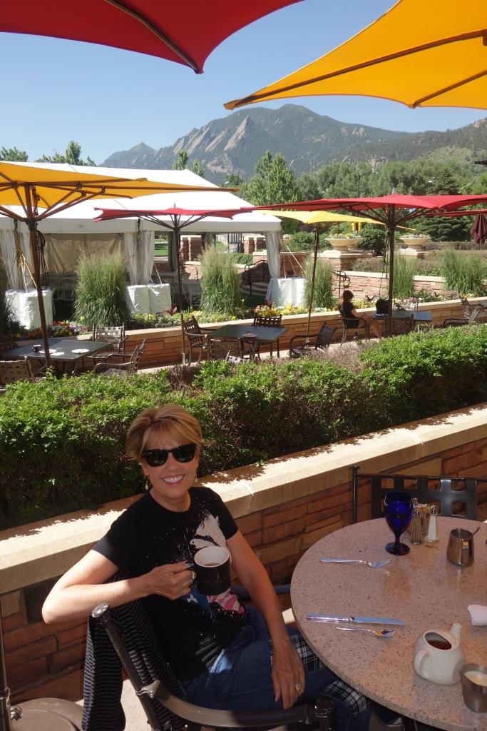 Breakfast at St. Julien Hotel