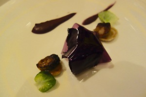 Japanese beef tenderloin