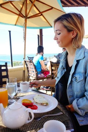 Breakfast at Ocean House