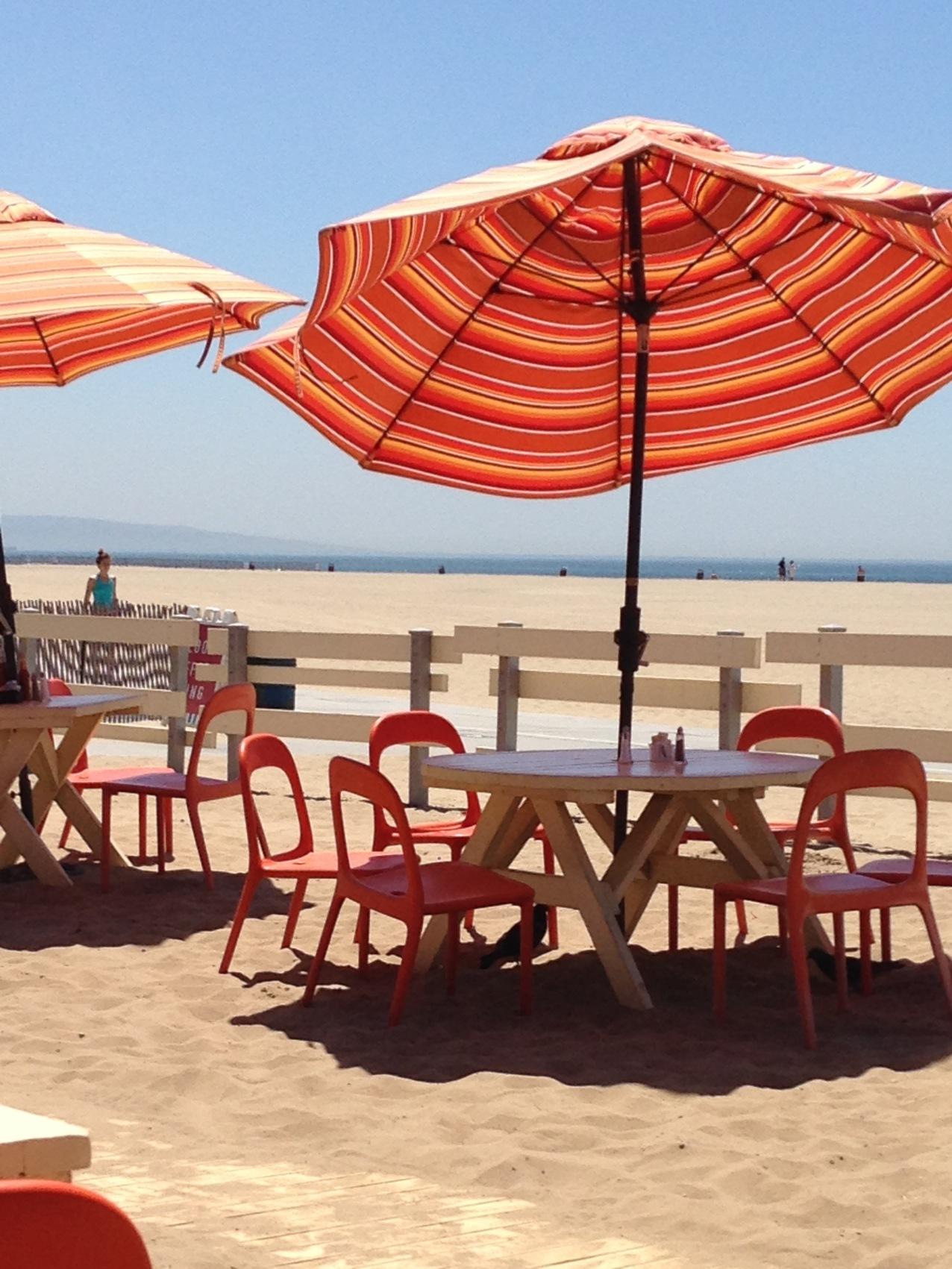 Back On The Beach Cafe
