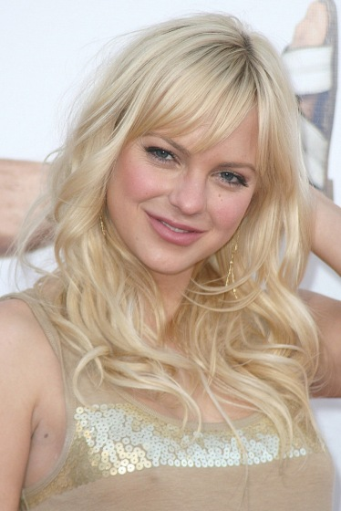 Anna Faris Warm Blonde