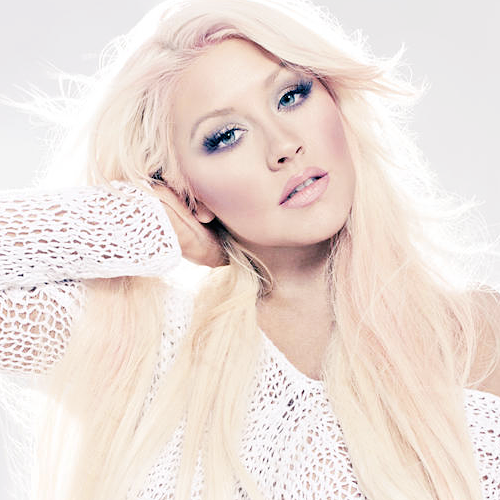 Christina Aguilera White Blonde 3