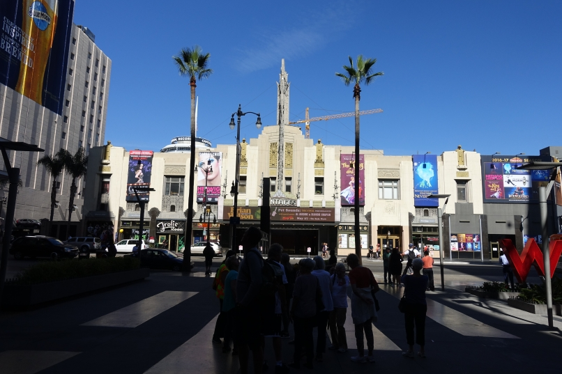 The Pantages Theater