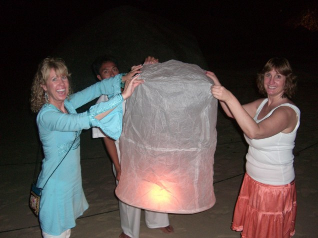 lantern robin val