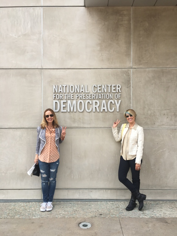 National Center For the Preservation of Democracy