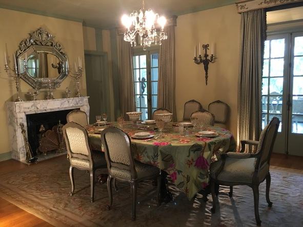 Dining Room Virginia Robinson Gardens