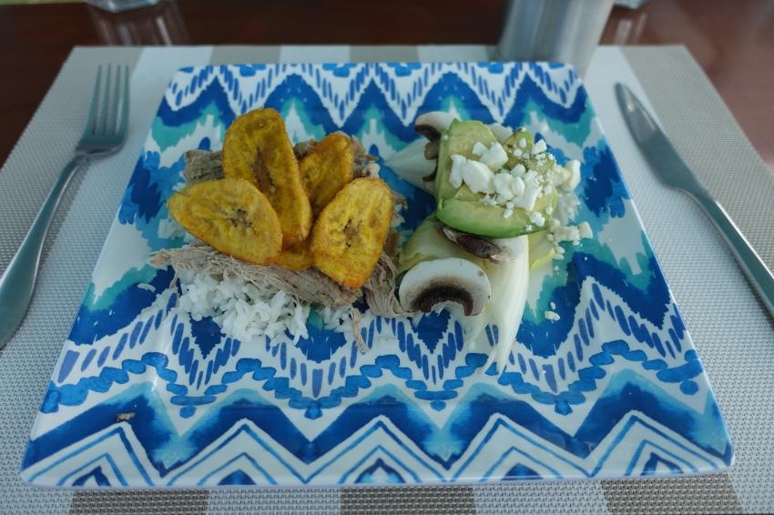 Chef Matt's Cuban lunch