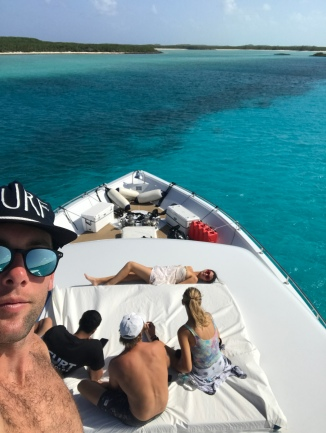 yachting in Bahamas