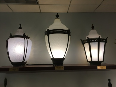 1930's Bureau of Street Lighting
