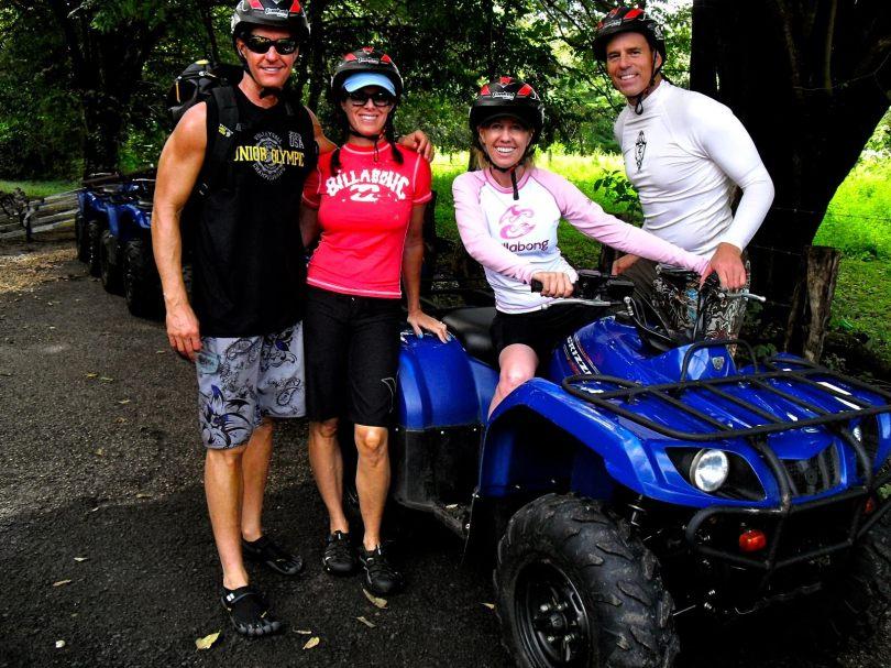 ATV ride Costa Rica