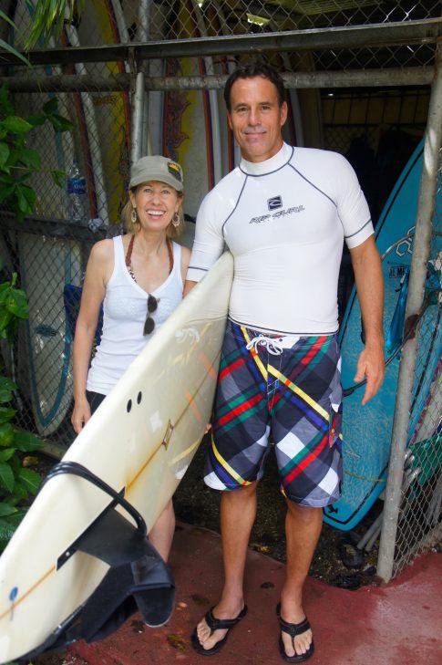 Safari Surf School Costa Rica