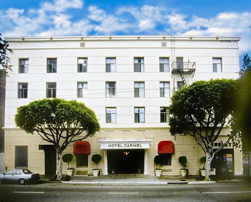 Hotel Carmel, Santa Monica