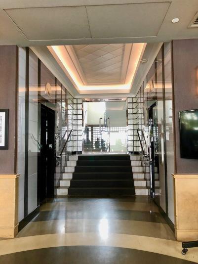 Shangri-La Hotel interior
