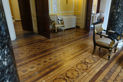 Ballyfin wood floors