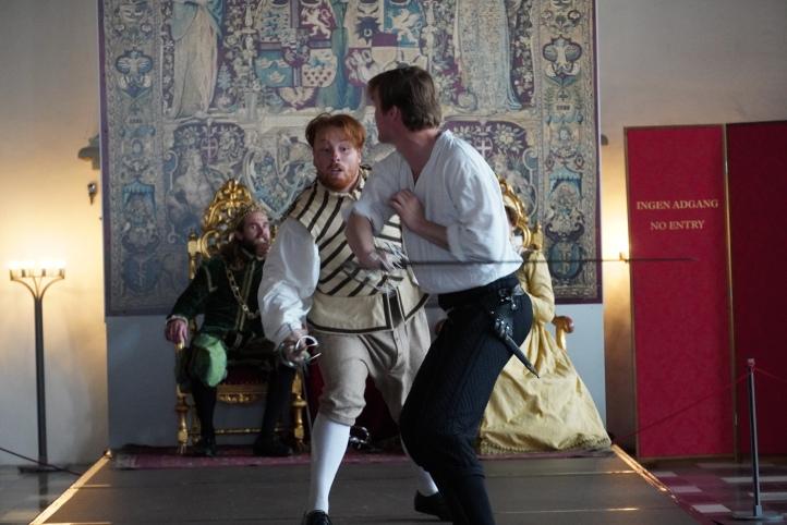 Shakespeare at Kronborg Castle