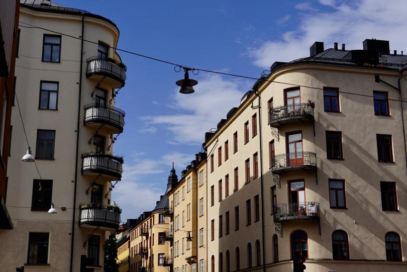 Stockholm SoFo Neighborhood