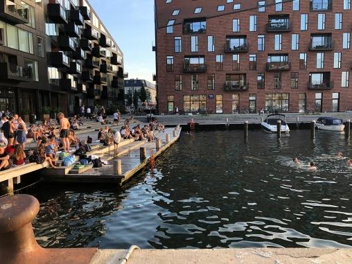 Copenhagen in midsummer