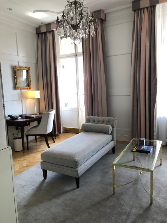 The Grand Hotel in Stockholm Sweden