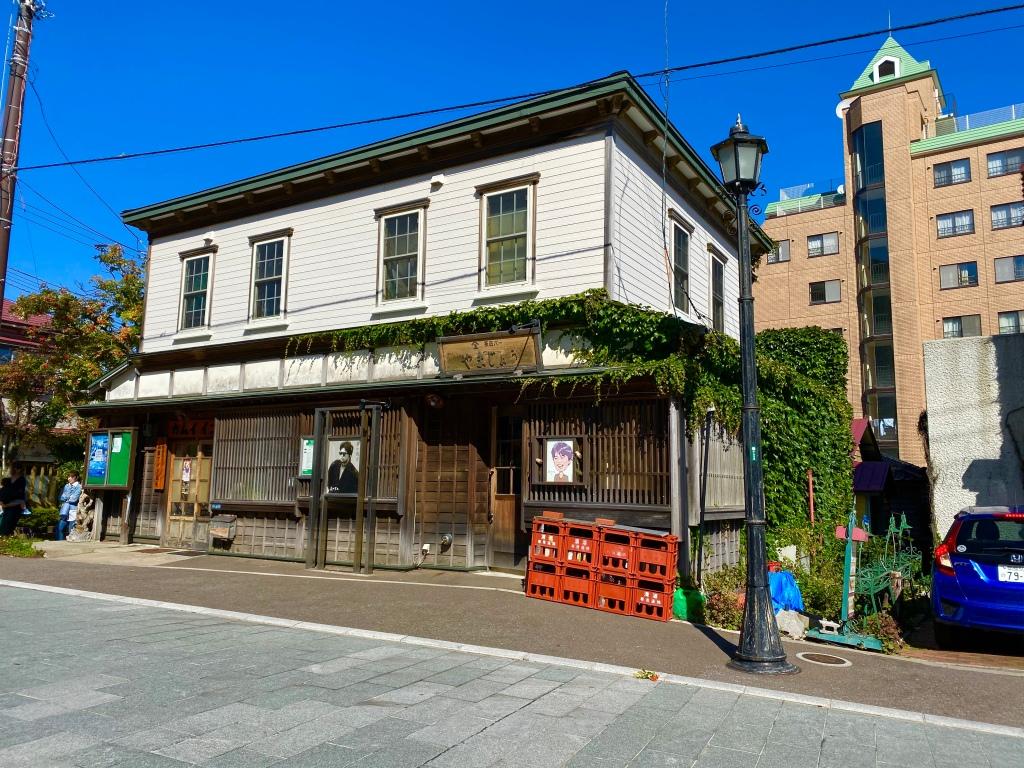 Hakodate style architecture